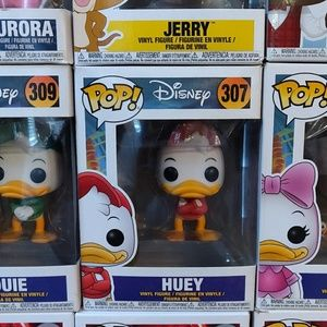 Funko Other - Funko Pop DuckTales Collection
